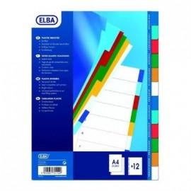 mariola caja transferencia cartón forrado en geltex folio 390x255x110 mm color rojo ref.16853