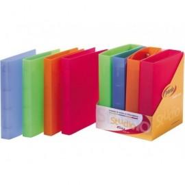 Pegatinas infantiles color verde forma redonda