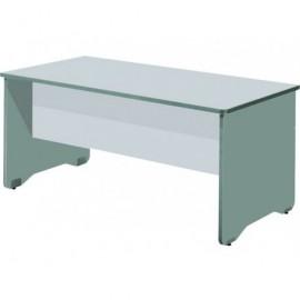 Mesa azul trapezoidal infantil 46 cm Tagar