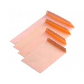 Etiquetas Apli 70 x 16\,9 mm. en blanco cantos rectos (100 hojas)