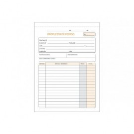 Separador numérico A4/folio 1-31 posterior color amarillo