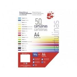 Carpeta colgante folio visor superior color verde Unisystem