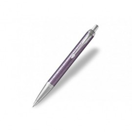 PARKER Bolígrafo IM Premium violeta oscuro anodizado CT Retráctil Aluminio 1931638