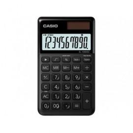 CASIO Calculadora Bolsillo 10 Dig Negro SL-1000SC-BK