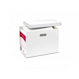 PERGAMY Contenedor archivo definitivo Para listados ordenador 409X320X320 mm Kraft Carton