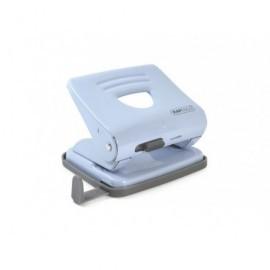 RAPESCO Perforadora 825 azul con 2 agujeros. 25 hojas de capacidad. 1359