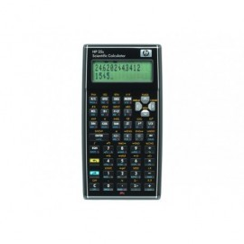 HP Calculadora científica Negro Hp-35S/B17