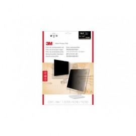 3M Filtro de privacidad para monitor sobremesa LDC de 19'' panorámica negro 98044054124