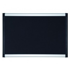 BI-OFFICE Tablero  Softtouch Negro 90X120 Pvi05130