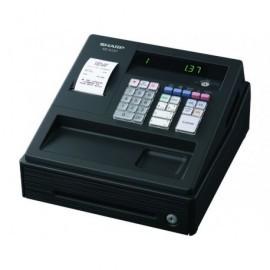SHARP Caja registradora XEA 137 Negra