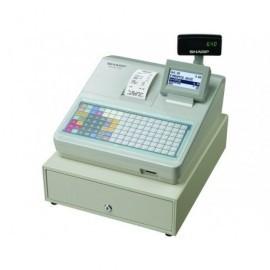SHARP Caja registradora XEA 217 Gris