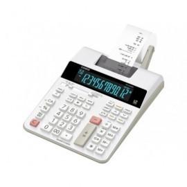 CASIO Calculadora impresora blanca FR-2650RC