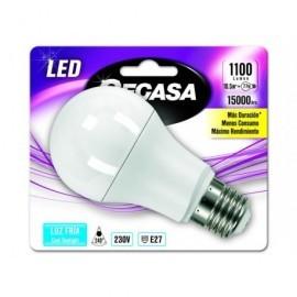 CEGASA Led Standard 10.5W-77W E27 Bl1 Fría 1100 323780