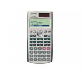CASIO Calculadora Financiera FC-200 Financiera 12 digitos Solar y pila FC-200