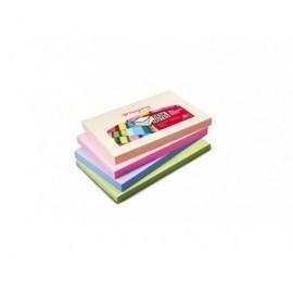 PERGAMY Bloc de notas reposicionables 76x127 colores pastel 7100026895