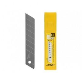 OLFA Estuche cuchillas para guillotina L5-AL 10 ud 18mm LB-10