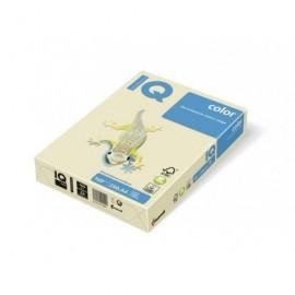 IQ Papel multifunción color 250h 160 g. A4 Vainilla BE66A416