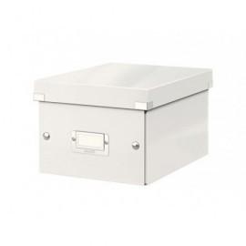 LEITZ Caja Click&Store A5 216x160x282 mm Blanco 60430001