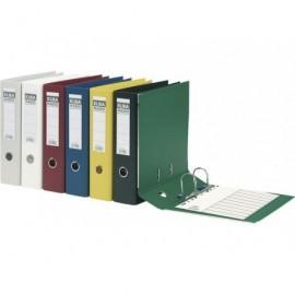 ELBA Archivador Palanca Rado Plast Folio Lomo 80mm Negro 100022764