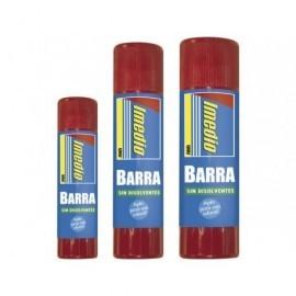 IMEDIO Pegamento  Barra 21 gr Transparente Uso infantil  6304626
