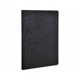 CLAIREFONTAINE Cuaderno Age Bag 96h A5 Liso Negro 795401C