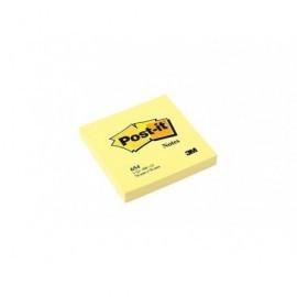 POST-IT Notas adhesivas 100h Amarillo 76x76mm FT500072937