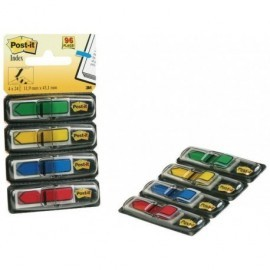 POST-IT Índices adhesivos Index flechas Dispensador 20 u 12X43,1 Colores surtidos 70071353604
