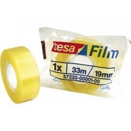 TESA Cinta adhesiva  transparente Facilidad de corte  57225-00001-00