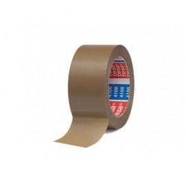 TESA Cinta embalaje  50mmx66m Marrón PVC de alta calidad PVC de alta calidad  04100-00228-00