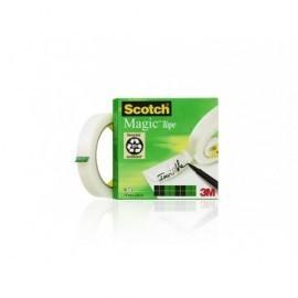 SCOTCH Cinta  Adhesiva  19mmX66m Invisible 70005242303