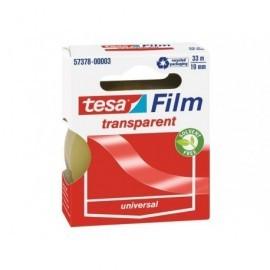 TESA Cinta adhesiva Transparent 19x33mm transparente Resistente Sin disolventes  57378-00003-00