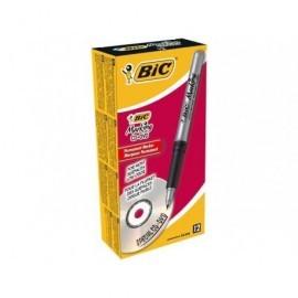 BIC Marcador permanente Marker Grip para CD/DVD Trazo o,7 mm negro Ref. 8290801