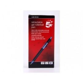 5* Roller Azul Trazo 0,5 mm Tinta gel 961044