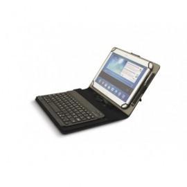 PORT DESIGNS Funda tablet + teclado universal integrado Detroit IV en PT 201269