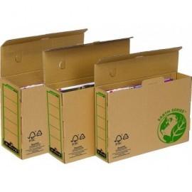 FELLOWES Archivador definitivo  Natura A4 315 x 255mm Lomo 100 mm Carton 4470201