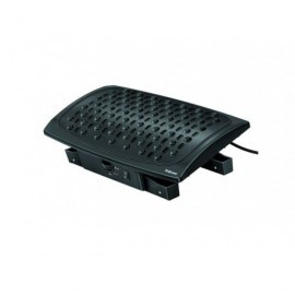 FELLOWES Reposapiés con calefacción Climate Professional Series negro 8070901