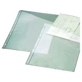 IBERPLAS Funda Portaplanos Corte diagonal 4 taladros PVC 1405-0