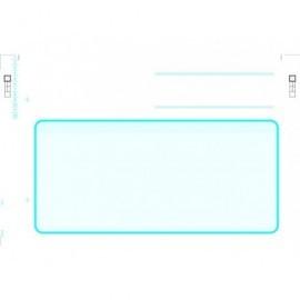 FABRISA Formulario papel continuo Caja 700 h. 56/53/57 g. 240mm.x6'' Albaranes 16206.