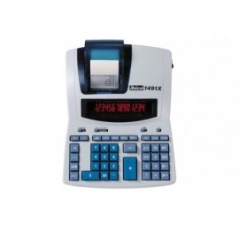 IBICO Calculadora sobremesa impresion 1491X 14 digitos Impresión 10lineas/seg IB404207