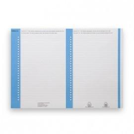 PERGAMY Paquete de 10 hojas que contiene 27 etiquetas 100330202