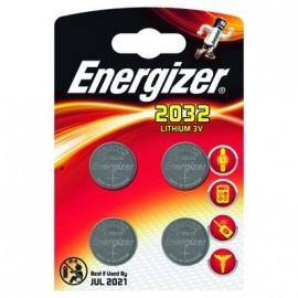ENERGIZER BLISTER 4 PILAS CR2032 637762