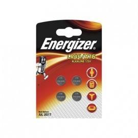 ENERGIZER BLISTER 4 PILAS LR44/A76 E300141400