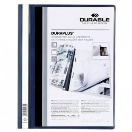 DURABLE CARPETA FASTENER DURAPLUS FORMATO A4 AZUL OSCURO REF.2579-07