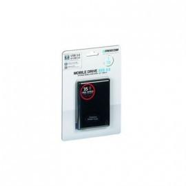 FREECOM Disco duro externo USB 3.0 XXS 1 TB 2,5'' negro 56007