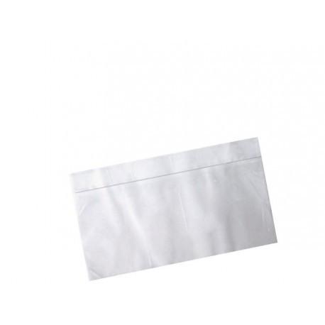 Caja 250 sobres docufix165x115 Transparente 000602
