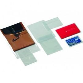 IBERPLAS Funda portacarnets A3 PVC sin taladro 86Q50