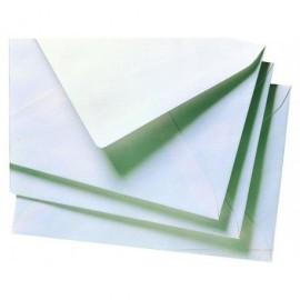 GALLERY Sobres Caja 100 ud 90x140 Registro Blanco 120 G Humectable 21131