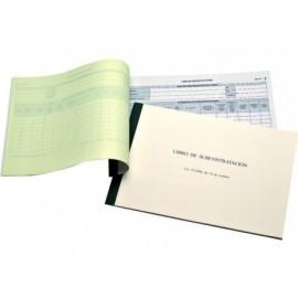 Libro Subcontratacion  A4 Apaisado 297X210 Euskera 152812