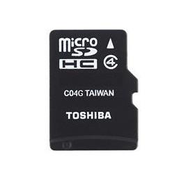 TOSHIBA HIGH SPEED M102 8GB 8GB MICROSDHC CLASE 4 MEMORIA FLASH