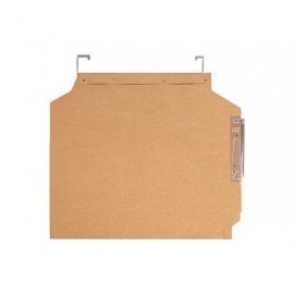 GIO Carpeta colgante Oficisa 250x330 mm Kraft Visor lateral 400021907